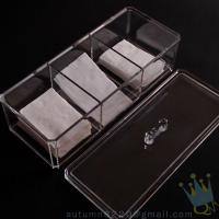 Quality acrylic drawer organizers wholesale