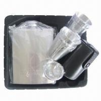 Quality 7oz Stainless Steel Hip Flask Set with Cups, Made of Stainless Steel, Gift Set, Promotional Product wholesale