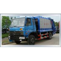Dongfeng 153 Press Garbage Truck
