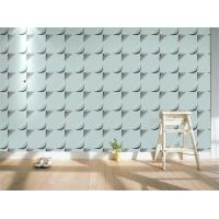 Cheap Plant Fiber 3D MDF Wall Panels Home Decor Upholstery Moisture proof and Durable for sale