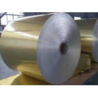 Quality Hydrophilic Coating Aluminium Foil Roll Width 100mm-1600mm For Air Conditioner wholesale