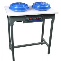 Quality Double Dishes High Speed Metallographic Polishing Equipment 380V , Speed customized wholesale
