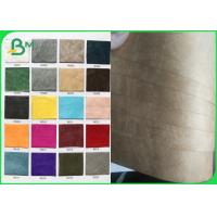 Quality Soft Colored PU laminated Tyvek Fabric Paper 1443R 60 x 650ft Rolls wholesale
