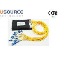 Quality 16 - 18 Channel 1270 - 1610nm Full Wave CWDM Mux Demux module LAN Network wholesale