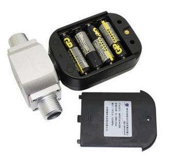 Battery powered air mass flow sensor meter controller