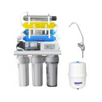 Quality Kitchen Undersink Reverse Osmosis Water Filtration System 8 Stages 50gpd wholesale
