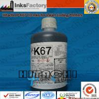 Buy cheap Hitachi Jp-K67 Inks/Cij Inks for Cij Printers from wholesalers