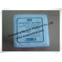 Quality Plain Absorbent Cotton Gauze Dressing Swabs Non Sterile for Wound Care wholesale