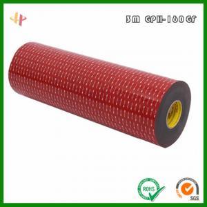 China 3m GPH-160GF High temperature resistant VHB High performance foam Tape on sale
