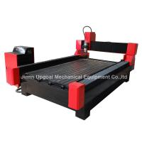 Quality 1300*1800mm Heavy Duty Stone CNC Router with Rotary Axis wholesale