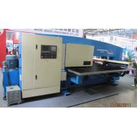 Buy cheap Carbon steel or Stainless steel sheet CNC Punching Machine 1500 X 5000 , cnc from wholesalers