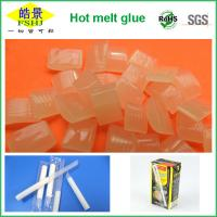 Quality Packaging Hot Melt Adhesive Glue For Beverage Industry And Straw Packing wholesale