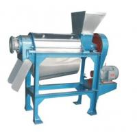 China Spiral juice extractor for fruit and vegetable juice production on sale