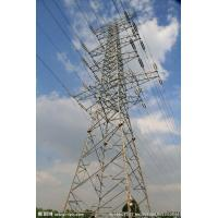 China Hot Dip Galvanized Steel Transmission Tower For Electricity Transmission Line on sale