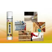 China One Component PU Foam Sealant Strong Bond Fast Adhesion EPS‐XPS Insulation Boards on sale