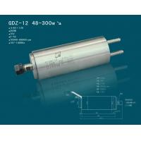 Quality 60000rpm high speed spindle motor300w water cool cnc spindle motor wholesale