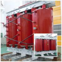 Quality 6.6 KV - 125 KVA Dry Type Transformer Low Noise Dry Type Cast Resin Transformer wholesale