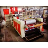 China Two Layer Co-Extrusion Stretch Sinel Side / Double Sides Cling Film Extruder/ Film Blowing Machine on sale