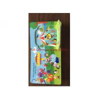 China Early Learning Lift The Flap Books For Toddlers Photo Board Book Printing on sale