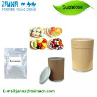 Cheap Sweeteners Sugar Plant Extract Food And Flavor Additive High Purity Sucralose Price Powder for sale