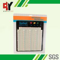 Quality Large Solderless Breadboard Kit 3220 Points With Black Aluminum Plate wholesale