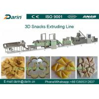 Quality 3d/2D Pellet Snack Extruding production Line/machinery wholesale