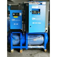 China Oil Free Rotary Screw Air Compressor 145 Psi Essay For Installation on sale