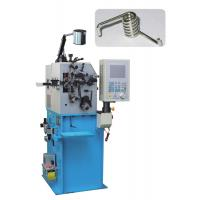 China Second Hand Battery Spring Bending Machine High Precision Diameter 0.1 mm to 0.8 mm on sale