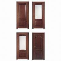 Quality Interior wood engineered door with frame and architraves wholesale