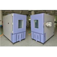 Quality Environmental Climatic Programmable High And Low Temperature Test Chamber wholesale