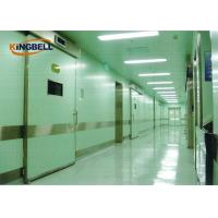 Quality Electric Induction Door Fire Protection System Microcomputer Control Radiation External wholesale
