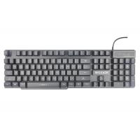 Quality ABS Colorful LED Gaming Computer Keyboard 104 Keys For Windows / MAC wholesale
