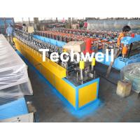 Quality Roof Ceiling Batten Cold Roll Forming Machine With 14 Forming Stations wholesale