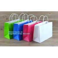 Quality special printing low cost grocery paper carrier packing bag,Newspaper Carry Bag,Window Bouquet Flower Carry Bag, clear wholesale