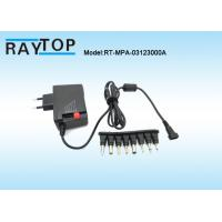 Quality 6 DC Tips 2500mA Universal Adjustable Voltage 3-12V AC DC Power Adapter wholesale