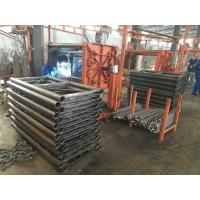 Quality 2 Tons 60m Orange Painted Rack And Pinion Hoist , Material Lifting Equipment wholesale