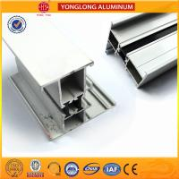 Quality Independent Seal Structure Aluminum Door Profile Insulation Performance And Sound Insulation Effect wholesale