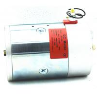 Quality 2600 Rpm 60 Volt Dc Motor 2kw OD 114mm S3 Work Duty For Forklift Pump wholesale