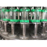 China 5-In-1 Glass Bottle Fruit Juice Filling Machine With Steam Sterilizer on sale