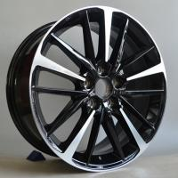 Buy cheap TOYOTA 18X7.5  16X6.5  17X7.0 Aluminium Alloy Wheel 5 Hole With Full painted  KIN-53422 from wholesalers