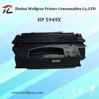 Buy cheap Compatible for HP 5949X Toner Cartridge from wholesalers