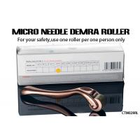 China Stainless steel Micro Needle Medical Grade Derma Roller With 540 Needles on sale
