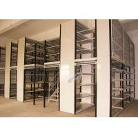 Buy cheap Warehouse Storage Rack Supported Mezzanine Heavy Loading Customized Width from wholesalers