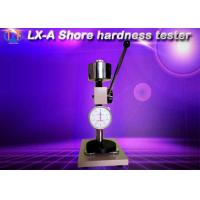 Quality LX - A Shore Hardness Tester Rubber Testing Equipments Convenient To Operate wholesale
