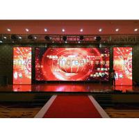 Quality Stable HD Video Stage Background Led Display Big Screen For Wall Advertising wholesale