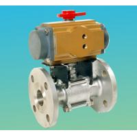 Quality AW series pneumatic ball valve wholesale