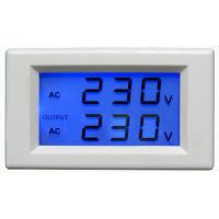 China PM86B series  voltage and current measurement digital panel meter on sale