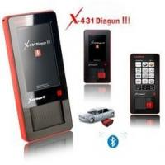 Quality Original Launch X431 Scanner X431 DIAGUN III Diagnostic Tool 400 MHz ARM9 CPU wholesale