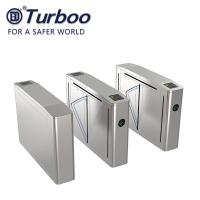 Quality Turboo Security Flap Barrier Gate With Access Control System And CE Approval wholesale