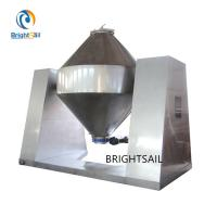 China Flour Grain Powder Machine Wheat Rice Powder Double Cone Mixer 180-4000l on sale